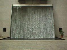 Wasserwand wohnzimmer ~ Wasserwand wasserwände wasserwand zimmerbrunnen