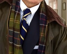 Barbour and Brooks Brothers Preppy Mens Fashion, Country Fashion, Gentleman Mode, Gentleman Style, Preppy Mode, Preppy Style, Moda Country, Ivy League Style, Barbour Jacket