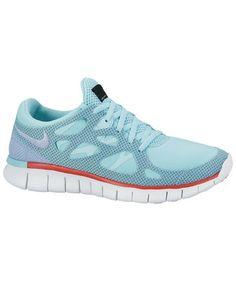 Nike - Damen Sneaker Free Run 2 - türkis