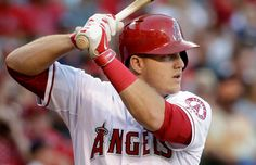 Mike Trout's top-two MVP streak comes to an end  -  November 11, 2017
