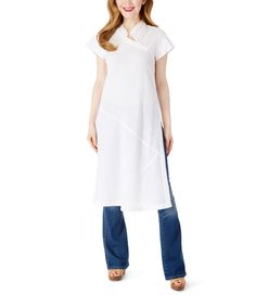 Take a look at this White Radiance Tunic today!