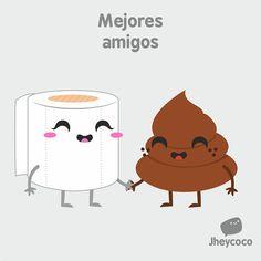 #jheycoco #jheyco #humor #literal #chibi #kawaii #cute #funny #ilustration #ilustración #lindo #amor #love #po #popo #papel