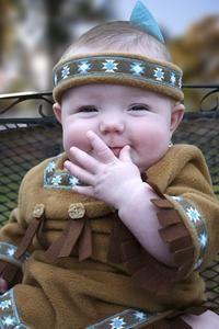 El peso normal para un bebé de cuatro o cinco meses