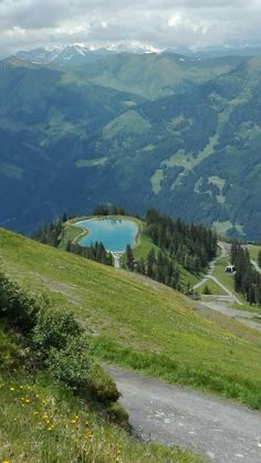 Spiegelsee, Dorfgastein, Fulseck Austria Austria, Landscapes, Backgrounds, Mountains, Natural, Awesome, Places, Travel, Image