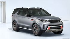 2018 Land Rover Discovery SVX Wallpaper