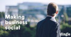 Digitalisaatio pakottaa yritykset muuttamaan toimintatapojaan. Voittajat löytävät uusia liiketoimintamahdollisuuksia avoimen, nopean ja kasvollisen tiedon aikakaudella.
