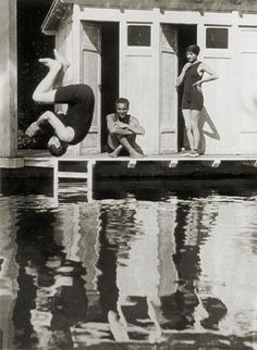 """Photography to me is catching a moment which is passing, and which is true."" ~ Jacques-Henri Lartigue"