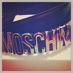 Photo by annaliang_  #moschino #mymoschino #belt