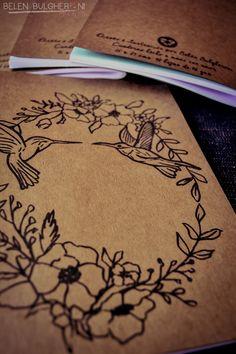 https://flic.kr/p/yXvfLA | Cuadernos Ilustrados | Cuadernos Serie Primavera Diseño e Ilustración por Belén Bulgheroni 40 hojas de 90 grs (15 x 21 cm)