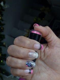 Uñas Fashion, Class Ring, Sony, Nail Art, Nails, Fairy, Amor, Pink Nails, Toe Nail Art