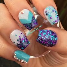 Glitter nail designs are always an amazing choice and fit for any outfit that will make you look perfect for any occasions and events, they'll spice up your glamorous look for all this unique night and day time. Choose the colors that will match your outfit and decide if you will go with an all … Continue reading Top 40 Beautiful Glitter Nail Designs To Make You Look Trendy And Stylish