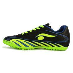 hot sale online d6934 24746 Chuteira Society Dsix DS18-6203 Verde Limão-Azul