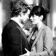Patrick Jane & Teresa Lisbon (The Mentalist)