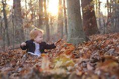 #marylandchildrenphotographer #children #woods #goldenhour
