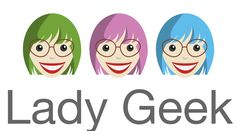Lady Geek Logo