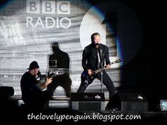 Metallica, James Hetfield, Reading Festival