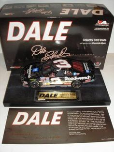 fc1ef97bc57 Dale Earnhardt The Movie 1996 Action 1 24 Monte Carlo New with Free Ship  Dale