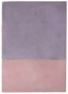 Mark Rothko, Grey and Mauve, 1969 Main bedroom inspiration
