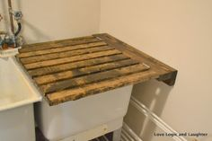 Utility Sink With Cover : Utility Sink Cover Tutorial How to fix or do stuff Pinterest ...