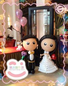 Wedding Couple Art!