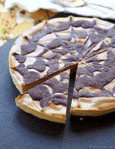 Paleo & Vegan Pumpkin Chocolate Cheesecake | Detoxinista