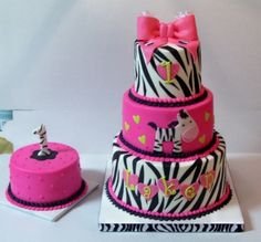 Wild about One By ton247 on CakeCentral.com