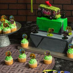 Host the best shell-ebration on the block with these Teenage Mutant Ninja Turtles party ideas & supplies from Walmart! Ninja Turtle Party, Teenage Mutant Ninja Turtles, Tmnt, Birthday Parties, Walmart, Desserts, Food, Birthday Celebrations, Tailgate Desserts