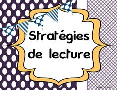 Page 3 of 18 Reading Resources, Reading Strategies, Core French, French Resources, World Languages, French Immersion, Teaching French, France, Daily 5