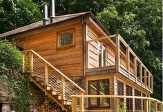 Cornish Treetop Retreat