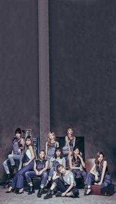 TWICE #wallpaper #BDZ #1st_Arena_Tour_2018 Nayeon, Kpop Girl Groups, Korean Girl Groups, Kpop Girls, Twice Group, Twice Album, Twice Fanart, Jihyo Twice, Sana Minatozaki