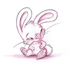 Adorable Bunny Rabbit Character Concept Sketch by B. Cartoon Sketches, Animal Sketches, Animal Drawings, Cartoon Art, Drawing Sketches, Sketching, Character Concept, Character Art, Graffiti Tattoo