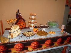 Delicias para Halloween