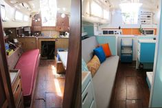 Before & After | Sailboat Remodel | Sailing Blog verywellsalted.com