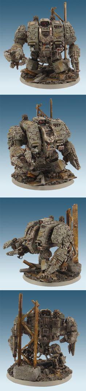 Iron Clad Dreadnought
