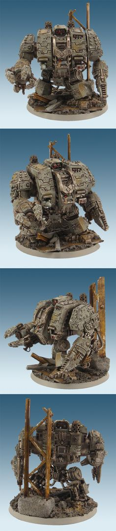 Iron Clad Dreadnought