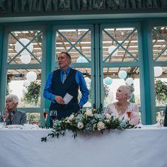 The lovely Barbara and Andrew's wedding at The Sun Pavilion, Harrogate, Yorkshire. Pavilion Wedding, Beautiful Wedding Venues, North Yorkshire, Sun, Weddings, Wedding, Marriage, Solar
