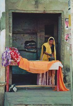 Ironlady Pushkar India