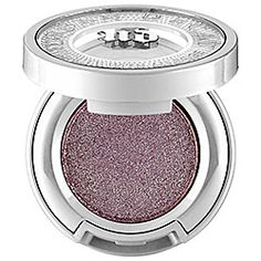 Urban Decay - Moondust Eyeshadow in Intergalactic - medium purple with bright silver sparkle  #sephora