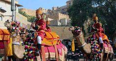 When Nagaur Festival Celebrated, Rajastan