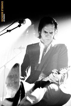 Grinderman - Nick Cave by dani[grunge photographer]