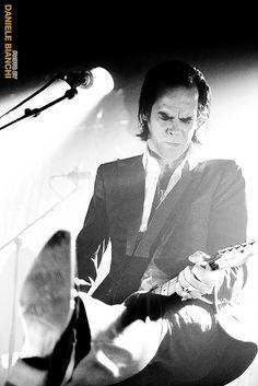 Grinderman - Nick Cave by dani[grunge photographer]