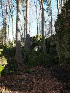 Hexentor und Hexenboden bei Kröttenhof (Fränkische Schweiz) - Kult-Urzeit | Mystische Orte