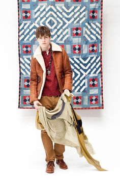 """visvim 2013 Fall/Winter """"Dissertation on a Man with No Country Vol.2"""" Lookbook"""