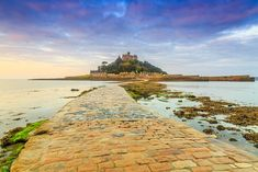 England in Pictures: 20 Beautiful Places to Photograph | PlanetWare Pictures Of England, Looking For Someone, British Isles, Cornwall, Mother Nature, Beautiful Places, United Kingdom, Coastal, St Michael