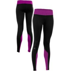 Great under sweats or jeans on arealy could day! Under Armour Women's EVO ColdGear Cozy Leggings - Dick's Sporting Goods Athletic Outfits, Athletic Wear, Sport Outfits, Athletic Clothes, Under Armour Pants, Under Armour Women, Volleyball Outfits, Workout Shoes, Workout Accessories