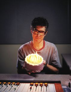 Ira Glass <3.  I was totally three-four feet away from him yesterday just walking around.  Omg, fan-girling.