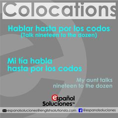 Way To Learn Spanish Design Studios Printer Crafts Website English Tips, English Study, English Class, English Lessons, Learn English, Learn Spanish, English Vocabulary Words, English Phrases, English Words