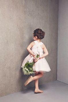 vestido #Nellystella #modaniña #arras #ceremonia