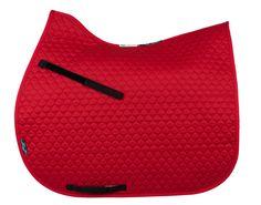 HiWither everyday saddlepad (SP11) GP Red