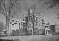 """The Frederick Foster Brewster Estate  Many New Haveners have been to Edgerton Park, well, this amazing English Manor is the reason we have that beautiful park. I've been meaning to post this for quite a while...around the time that New Haven inherited this property, the Hamden Chronicle printed a special section which contained this story and these pictures:  The Hamden Chronicle Sept. 3, 1964  The late Frederick Foster Brewster, who had his majestic 25-acre """"Edgerton"""" estate built on the…"""